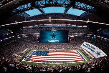 ¿Conoces la Pantalla LED del Estadio de los Dallas Cowboys ?